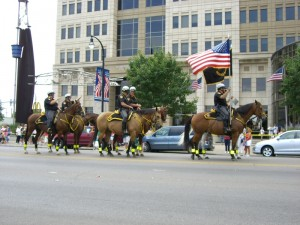 Mounted Patrol Unit » Butler County Sheriff's Office